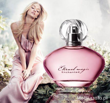 Perfumy NOWA woda Eternal Magic Enchanted od Avon 50ml