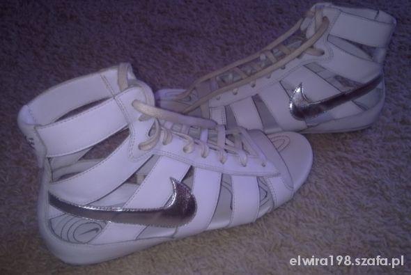 Sandały Gladiatorki Rzymianki Sandały Nike 40