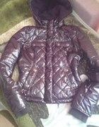 czarna kurtka pikowana chanelka