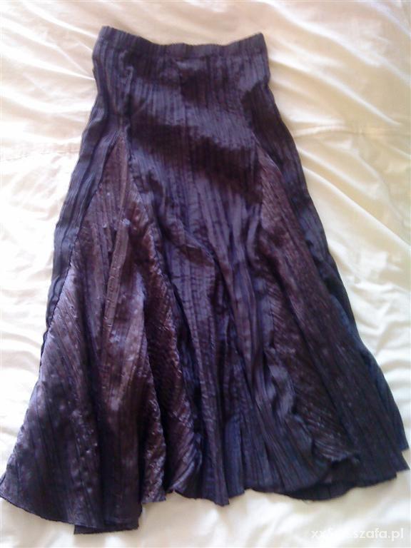 Spódnice brązowa spódnica