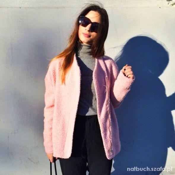 Blogerek Pink Outerwear