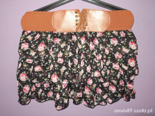 Spódnice Mini z falbankami NOWA