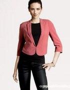 marynarka H&M burgund NOWA
