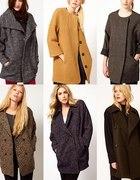 Oversize płaszcz