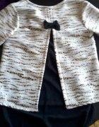Sweterek kokardka