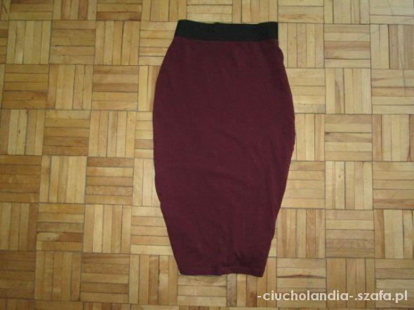 Spódnice Miss Selfridge ołówkowa spódnica midi bodro S
