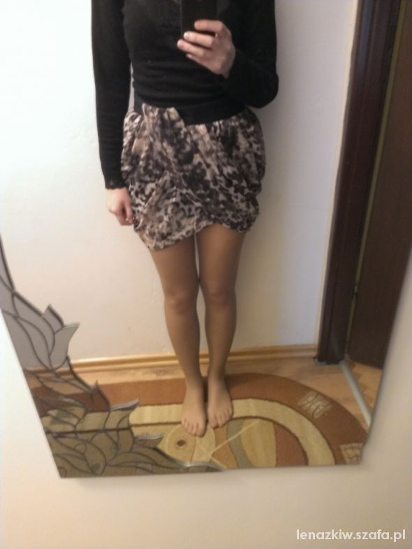 Mój styl Spódniczka H&M