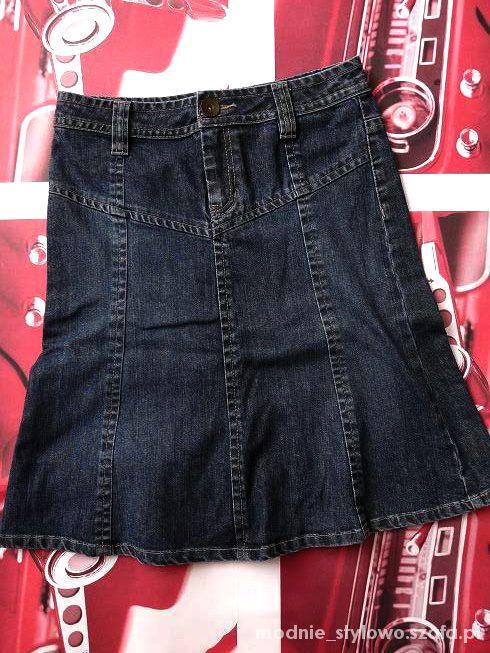 Spódnice HM spódniczka jeans 36