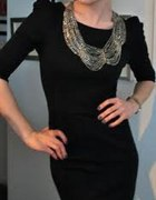sukienka topshop bufki zip 36...