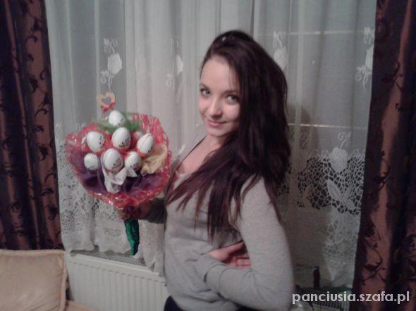 Mój styl Walentynkowy bukiet niespodzianke