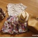 Spódnica floral