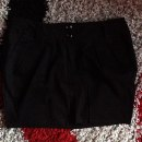Czarna spódniczka XL