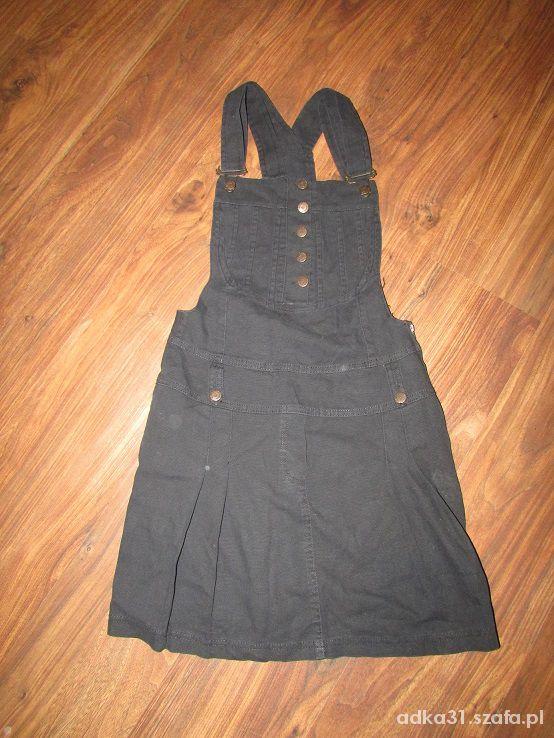 Spódnice spódnica ogrodniczka S M