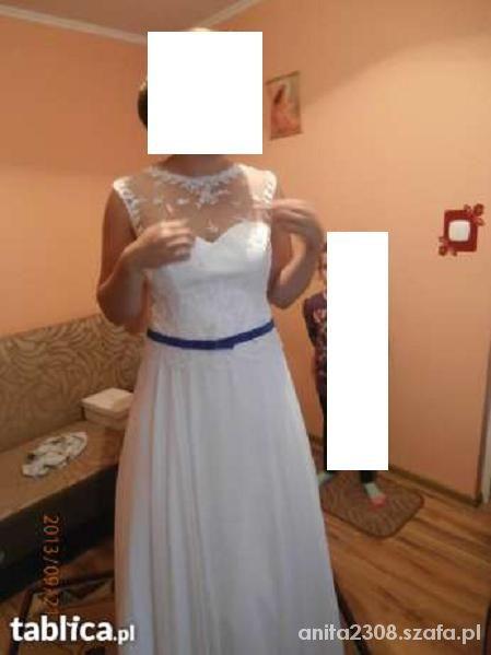 Wasze inspiracje Piękna suknia ślubna
