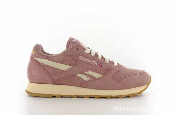 REEBOK CLASSIC LEATHER VINTAGE ROSE...