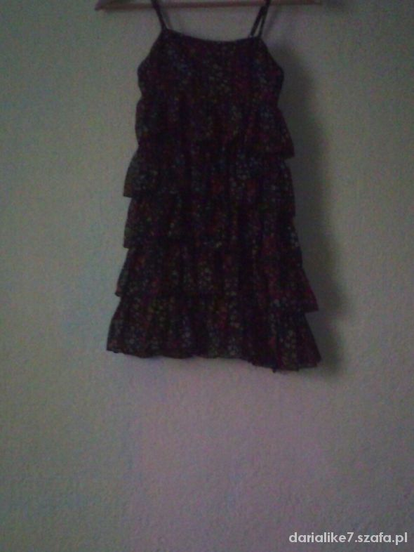 Suknie i sukienki sukienka projektant divded