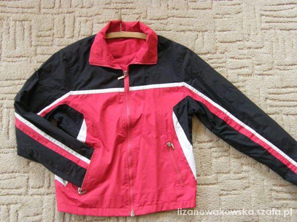 Sportowa kurtka wiosenna M młodzieżowa w Odzież wierzchnia