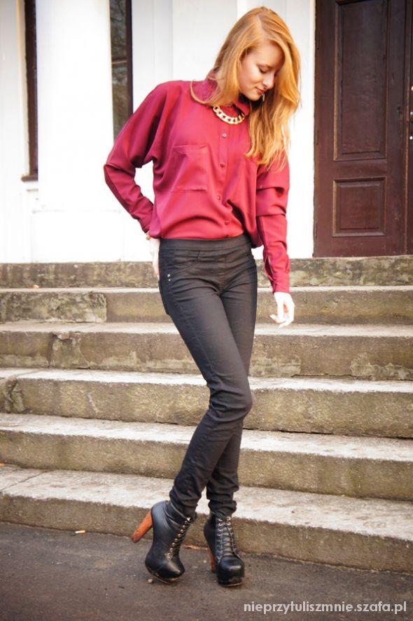 Blogerek Voila moje stylizacje mój blog