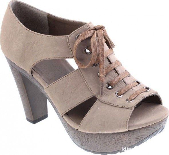 Wiązane sandały CCC...