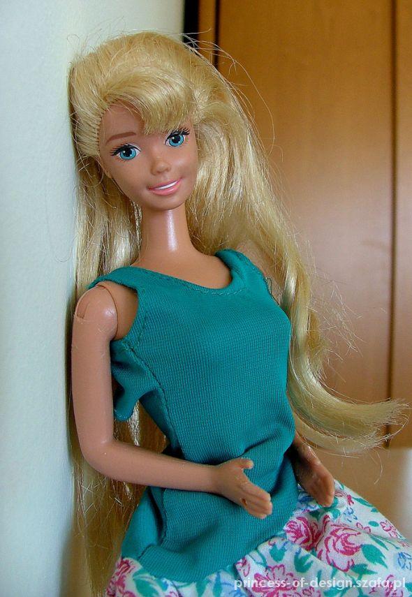 Zabawki Lalka Barbie Mattel