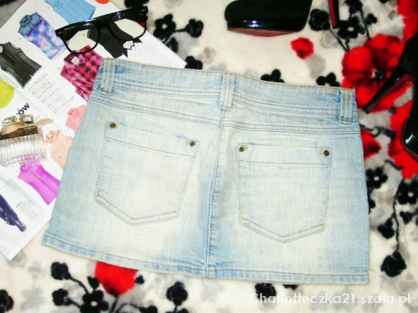 Spódnice Top shop spódniczka mini 38