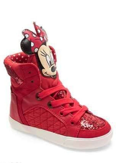Trampki minnie...