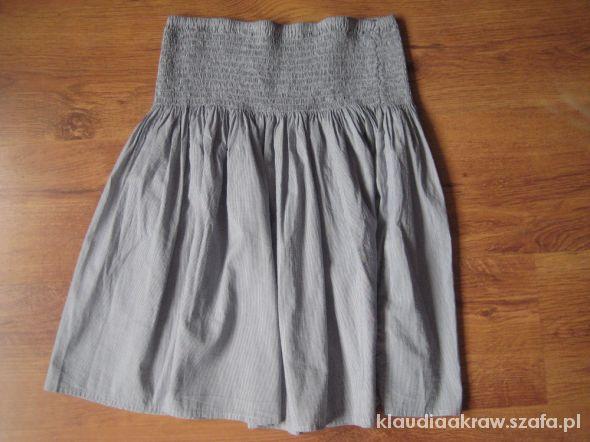 Spódnice letnia spódnica H&M