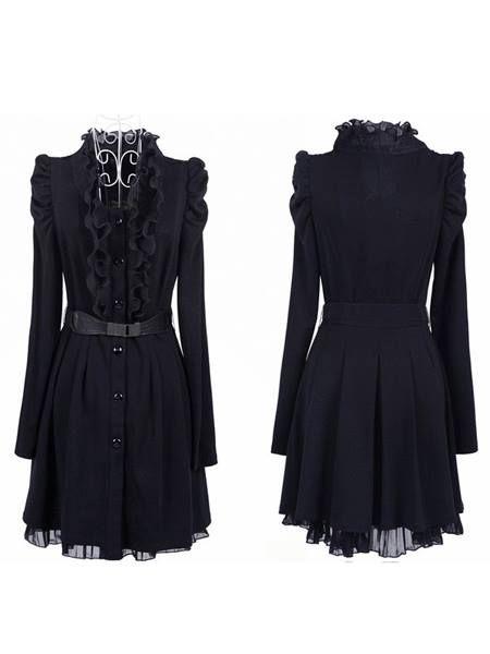 Ubrania sukienkapłaszcz