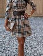 sukienka BURBERRY...