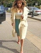 Cudny płaszcz Celine