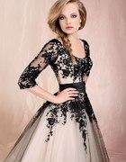 Elegancka suknia okolicznościowa
