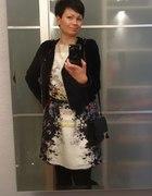 suknia floral czyli strój z soboty...