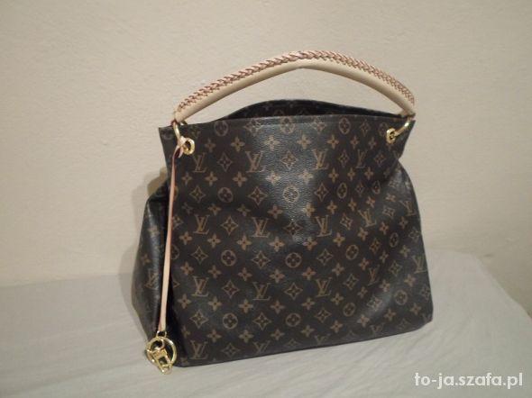 Torebki na co dzień Louis Vuitton artsy