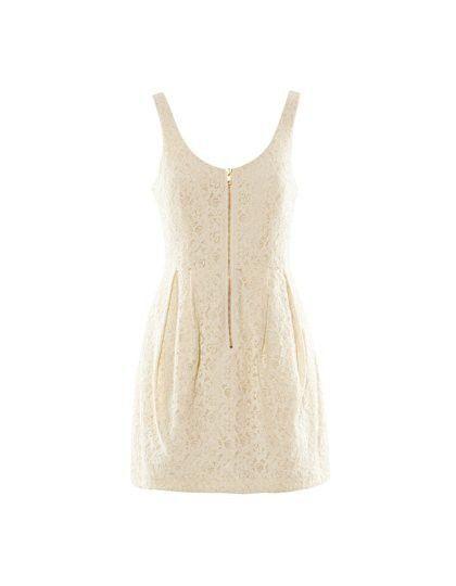 sukienka zip h&m