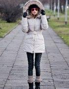 kurtka zimowa 38 40