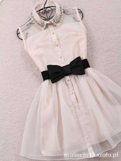 Śliczna sukienka rozmiar M
