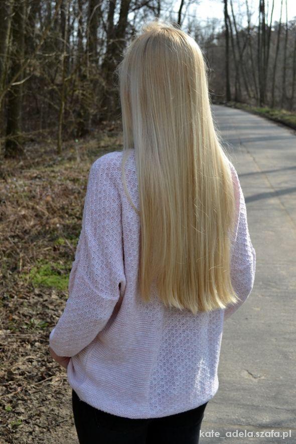 Blogerek blond