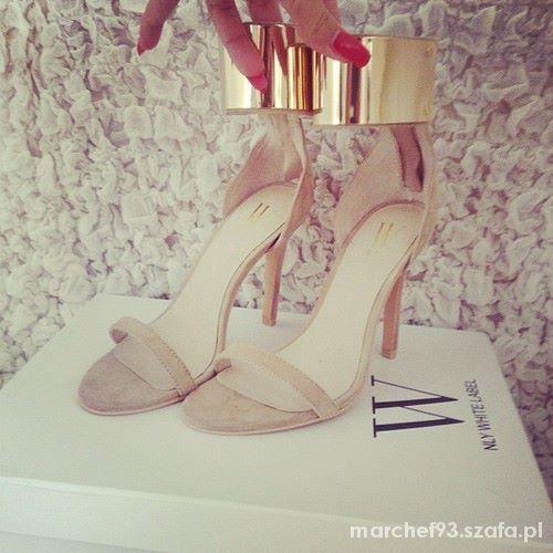 BUCIKI obcasy high heels