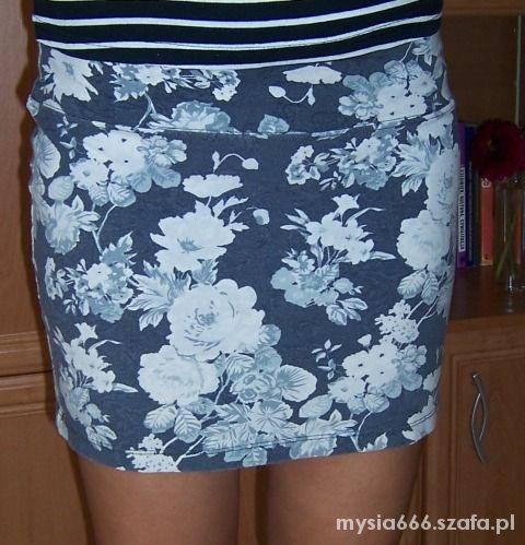 Spódnice Floral L M