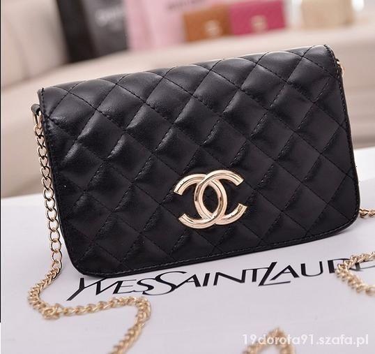 dc4a2115d5275 Klasyczna torebka Chanel pikowana PROMOCJ w Torebki na co dzień ...