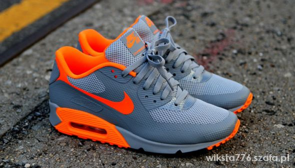 Nike Air Max 90 Hyperfuse Stealth Orange w Obuwie Szafa.pl