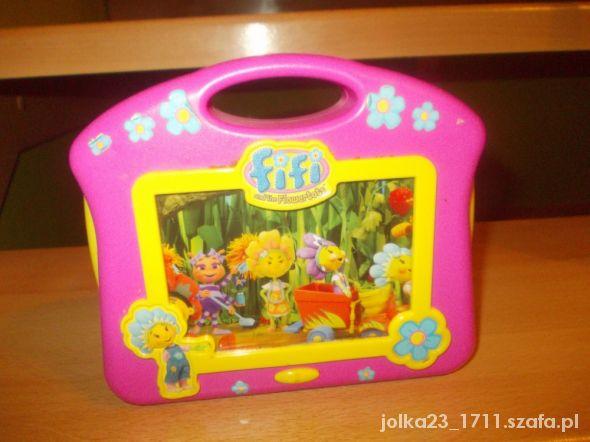 Zabawki Fifi z ruchomym ekranem i melodia
