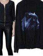 koszula mgiełka pantera ZARA