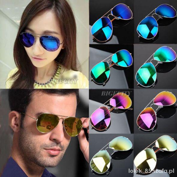 okulary przeciwsłoneczne damskie ray ban aviator