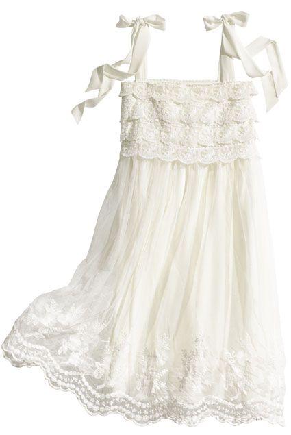 Sukienka z kolekcji H&M Conscious Collection 2011