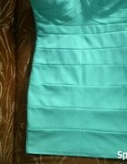 Sukienka miętowa Tally Weijl