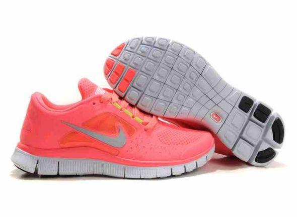 Obuwie Nike Free Run Pink