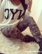 Spodnie Moro S