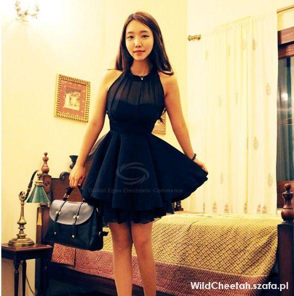 Na specjalne okazje black dress