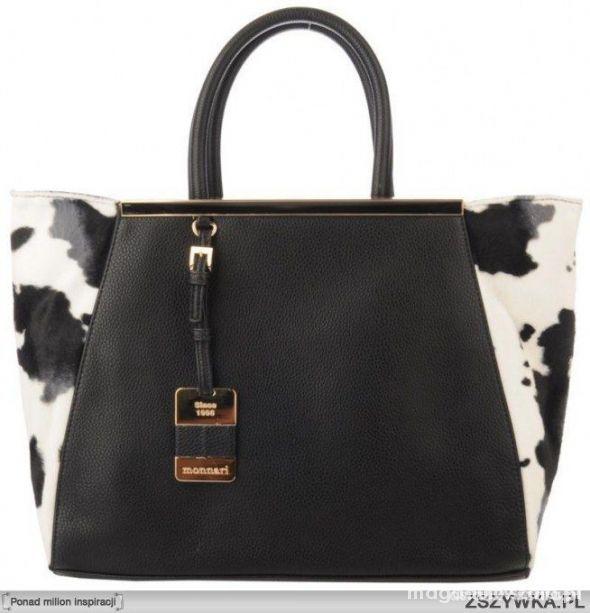 torba Monnari duża czarna...